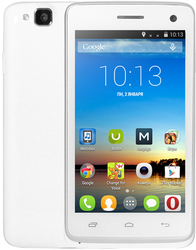 Смартфон Fly IQ4490i Era Nano 10 White
