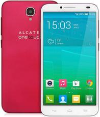 Смартфон Alcatel One Touch Idol 2 6037Y Hot Pink