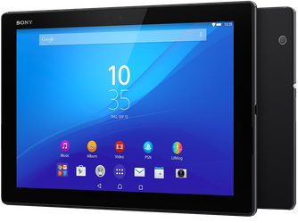 Планшет Sony Xperia Z4 Tablet LTE 32Gb Black