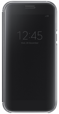 Чехол-книжка Samsung Clear View A5 2017 Black
