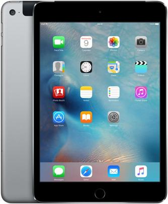 Планшет Apple iPad mini 4 Wi-Fi + Cellular 16Gb Space Gray