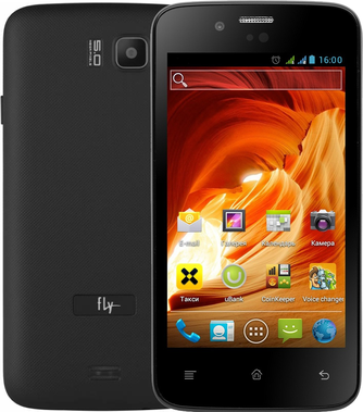 Смартфон Fly IQ4411 Energie 2 Black